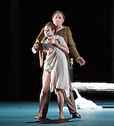 The Royal Ballet <br /> Triple Bill<br /> at The Royal Opera House, London, Great Britain <br /> 5th April 2012 <br />  <br /> Sweet Violets<br /> (World Premier)<br /> choreography by Liam Scarlett<br /> music by Rachmaninoff<br /> designs by John Macfarlane<br /> Lighting by David Finn<br /> Notator Gregory Mislin <br /> <br /> Bennet Gartside as Walter Sickert<br /> Meaghan Grace Hinkis (as Emily Dimmock)<br /> Thomas Whitehead (as Robert Wood)<br /> Ricardo Cervera (as Eddy)<br /> Marianela Nunez (as Marie)<br /> Laura Morera (as Mary-Jane Kelly)<br /> Leanne Cope (as Annie E Crook)<br /> Christopher Saunders (as Lord Salisbury)<br /> <br /> <br /> Photograph by Elliott Franks
