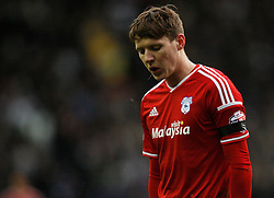 Joe Mason of Cardiff City - Mandatory byline: Jack Phillips / JMP - 07966386802 - 21/11/2015 - FOOTBALL - The iPro Stadium - Derby, Derbyshire - Derby County v Cardiff City - Sky Bet Championship