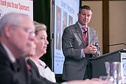 Advisen presents the Casualty Insights Conference on March 29, 2018. David T. Carlson, US Manufacturing & Automotive Industry Practice Leader, Marsh. (Photo: www.JeffreyHolmes.com)