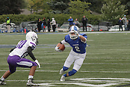 FB: Aurora University vs. Rockford University (10-3-15)