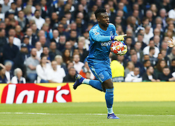 April 30, 2019 - London, England, United Kingdom - Andre Onana of Ajax .during UEFA Championship League Semi- Final 1st Leg between Tottenham Hotspur  and Ajax at Tottenham Hotspur Stadium , London, UK on 30 Apr 2019. (Credit Image: © Action Foto Sport/NurPhoto via ZUMA Press)
