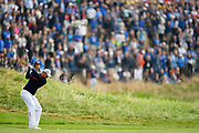 Tiger Woods (Usa) during the friday morning fourballs session of Ryder Cup 2018, at Golf National in Saint-Quentin-en-Yvelines, France, September 28, 2018 - Photo Philippe Millereau / KMSP / ProSportsImages / DPPI