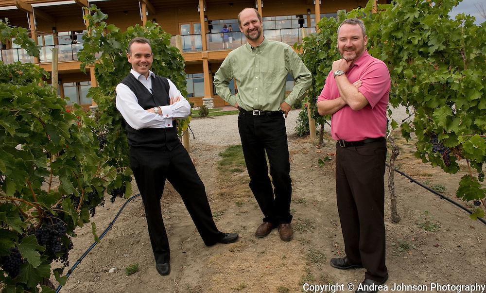 Quail's Gate Winery, Okanagan, British Columbia, Canada