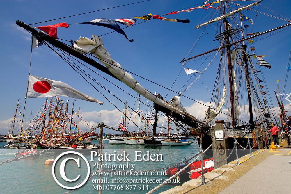 Yarmouth Old Gaffers Festival Photographs of the Isle of Wight by photographer Patrick Eden photography photograph canvas canvases