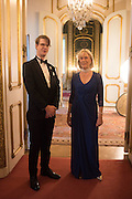 The 20th Russian Summer Ball, Lancaster House, Proceeds from the event will benefit The Romanov Fund for RussiaLondon. 20 June 2015