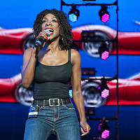 Heather Small in concert at Rewind Scotland, Scone Place, Perth, Scotland