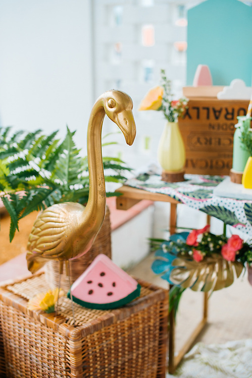 The Peeping Thom collaborates with Wulala for a styled shoot