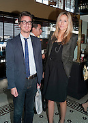 ADRIAN TURNER; ANNIE RANA, Brunch to celebrate the launch of Art HK 11. Miss Yip Chinese Cafe. Meridian ave,  Miami Beach. 3 December 2010. -DO NOT ARCHIVE-© Copyright Photograph by Dafydd Jones. 248 Clapham Rd. London SW9 0PZ. Tel 0207 820 0771. www.dafjones.com.