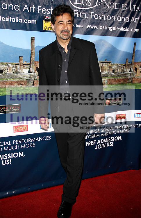 HOLLYWOOD, CA - MARCH 01, 2010: Joe Mantegna at the Los Angeles premiere of 'Andrea Bocelli The Story Behind the Voice' held at the Grauman's Chinese Theater in Hollywood, USA on March 1, 2010.