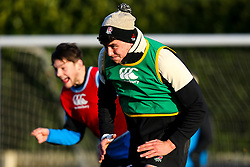 James Scott of England Under 20s - Mandatory by-line: Robbie Stephenson/JMP - 08/01/2019 - RUGBY - Bisham Abbey National Sports Centre - Bisham Village, England - England Under 20s v  - England Under 20s Training