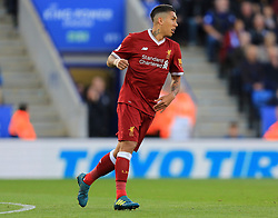 Roberto Firmino of Liverpool - Mandatory by-line: Paul Roberts/JMP - 23/09/2017 - FOOTBALL - King Power Stadium - Leicester, England - Leicester City v Liverpool - Premier League