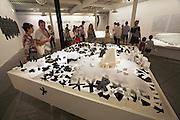 13th Biennale of Architecture..Giardini. Biennale Pavillion..The Paranesi Variations.