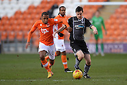 Blackpool v Colchester United 040217