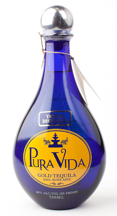Pura Vida Gold -- Image originally appeared in the Tequila Matchmaker: http://tequilamatchmaker.com