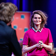 NLD/Amsterdam/20180415 - Uitreiking Annie M.G. Schmidt-prijs 2018, Kirsten van Teijn