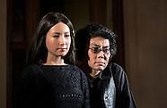 Hiroshi Ishiguro e Geminoid F.
