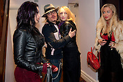 GEORGINA BAILEY; ADAM ANT; JENNY RUNACRE; TWINKLE , Showing of Jubilee. Society film club, Sanctum Soho Hotel. celebrating Robert PerenoÕs birthday and the official launch of The Society Film Club on the Rooftop bar of the Sanctum. -DO NOT ARCHIVE-© Copyright Photograph by Dafydd Jones. 248 Clapham Rd. London SW9 0PZ. Tel 0207 820 0771. www.dafjones.com.<br /> GEORGINA BAILEY; ADAM ANT; JENNY RUNACRE; TWINKLE , Showing of Jubilee. Society film club, Sanctum Soho Hotel. celebrating Robert Pereno's birthday and the official launch of The Society Film Club on the Rooftop bar of the Sanctum. -DO NOT ARCHIVE-© Copyright Photograph by Dafydd Jones. 248 Clapham Rd. London SW9 0PZ. Tel 0207 820 0771. www.dafjones.com.