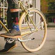 Footwear apparel shoot in San Francisco | Socksmith
