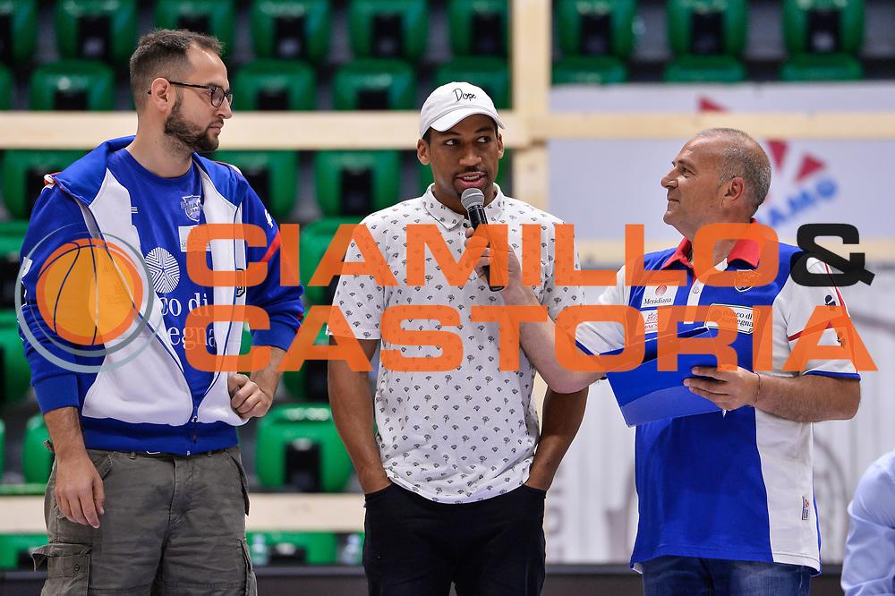 David Bell<br /> Saluti Finali Banco di Sardegna Dinamo Sassari<br /> Legabasket Serie A LBA Poste Mobile 2016/2017<br /> Sassari 18/05/2017<br /> Foto Ciamillo-Castoria
