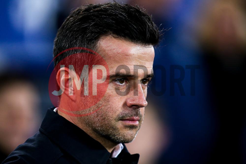 Everton manager Marco Silva - Mandatory by-line: Robbie Stephenson/JMP - 23/12/2018 - FOOTBALL - Goodison Park - Liverpool, England - Everton v Tottenham Hotspur - Premier League