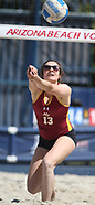 College VolleyBall - Tucson - 07 April 2018