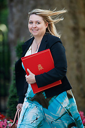 © Licensed to London News Pictures. 04/07/2017. London, UK. Culture Secretary  Secretary KAREN BRADLEY attends a cabinet meeting in Downing Street, London on Tuesday, 4 July 2017.Photo credit: Tolga Akmen/LNP