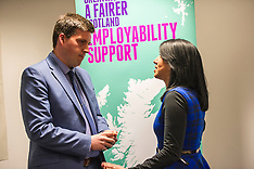 Minister launches devolved employability services | Edinburgh | 3 April 2017