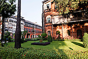 Former railways headquarters, Yangon, Myanmar.