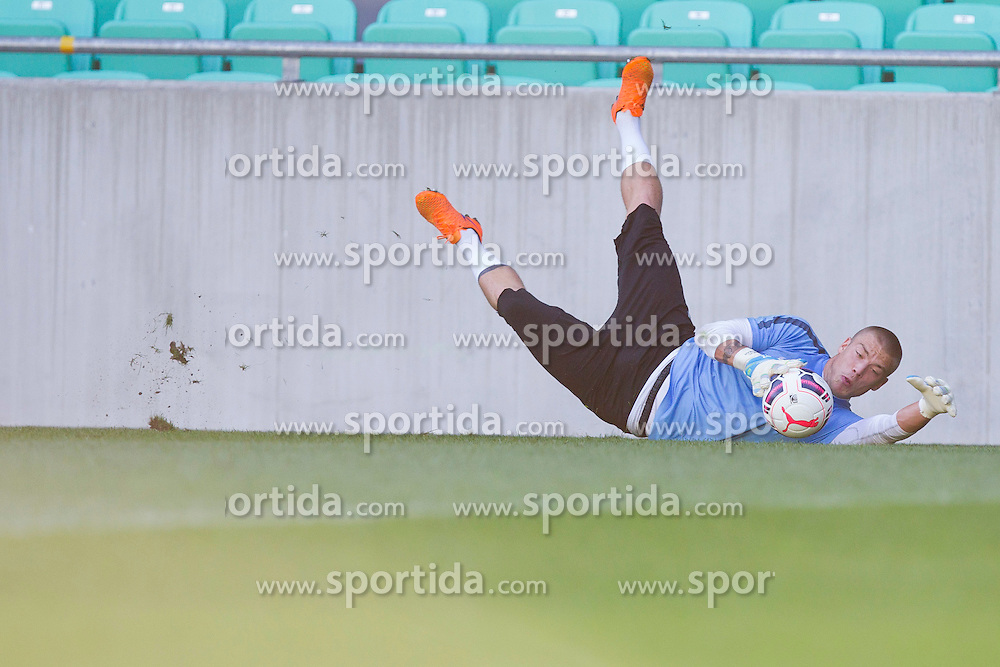 Nejc Vidmar during practice session of Slovenian National Football Team before Euro 2016 Qualifications match against Switzerland, on September 1, 2015 in SRC Stozice, Ljubljana, Slovenia. Photo by Urban Urbanc / Sportida