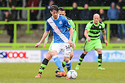 Eastleigh's Ben Strevens during the Vanarama National League match between Forest Green Rovers and Eastleigh at the New Lawn, Forest Green, United Kingdom on 20 February 2016. Photo by Shane Healey.