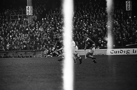 17.03.1971.Interprovincial Hurling Railway Cup..Leinster v. Munster...