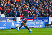 Leeds United forward Helder Costa (17) in action during the EFL Sky Bet Championship match between Huddersfield Town and Leeds United at the John Smiths Stadium, Huddersfield, England on 7 December 2019.
