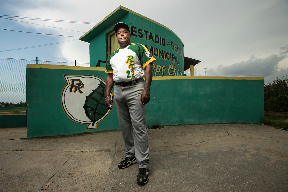 Legends of Cuban Baseball