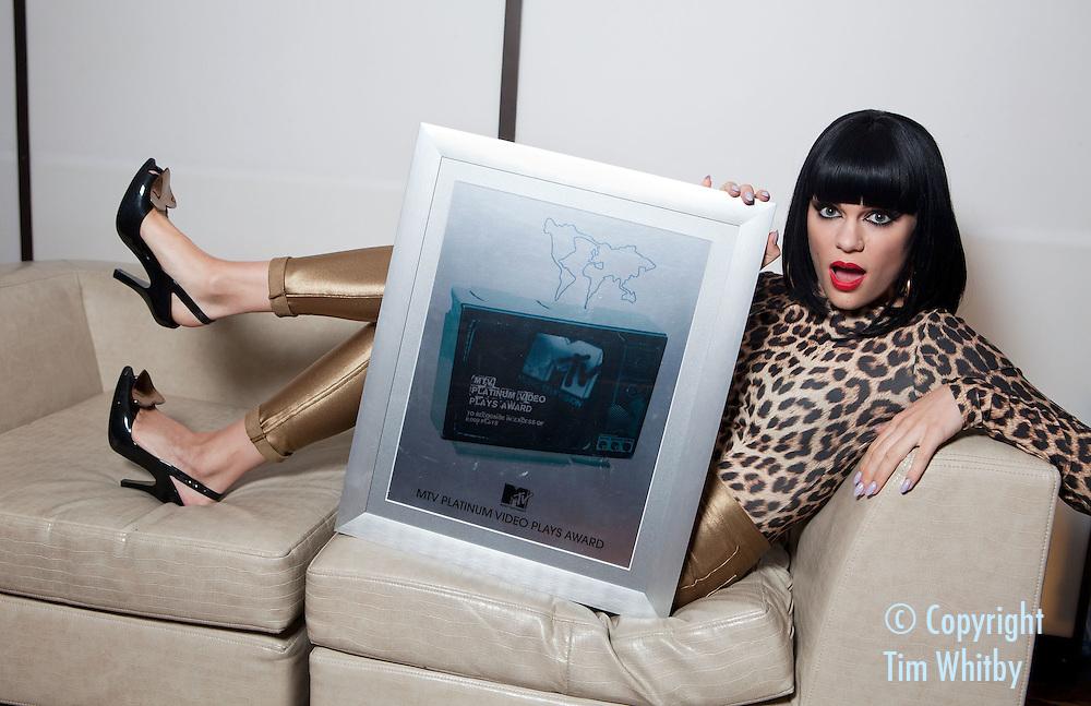 Jessie J for Lisa-Marie Rae