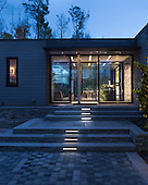 House in Starwood, lighting by Lacroux-Streeb
