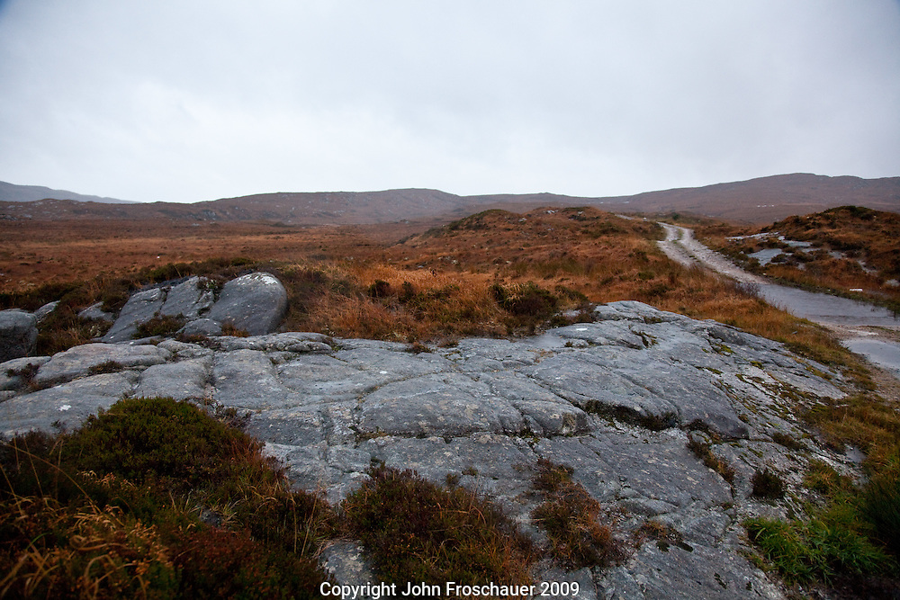 Co. Donegal Ireland on Wednesday, Nov. 18, 2009. (Photo/John Froschauer)