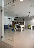 Rafa Nadal Academy in Manacor, Mallorca, Buecherei fuer die Studenten,<br /> <br />  - Rafa Nadal Academy -  -  Rafa Nadal Academy - Manacor - Mallorca - Spanien  - 24 October 2016. <br /> &copy; Juergen Hasenkopf