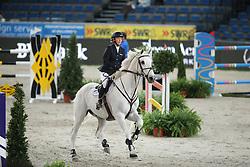 Michaels-Beerbaum Meredith, (GER), Fibonacci 17<br /> Prize of Raumpflege Jumping<br /> Stuttgart - German Masters 2015<br /> © Hippo Foto - Stefan Lafrentz