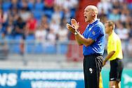 01-08-2015 VOETBAL: WILLEM II - SIVASSPOR:TILBURG<br /> Vriendschappelijke wedstrijd van Willem II op de Koningsdag 2015<br /> <br /> Trainer/Coach Jurgen STREPPEL van Willem II <br /> <br /> <br /> Foto: Geert van Erven