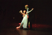 Sylvie Guillem and David Drew in Margueritte and Armand in Russia with the Royal Ballet.