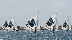 2012 Olympic Games London / Weymouth<br /> Star Medal Race