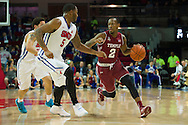 DALLAS, TX - FEBRUARY 19: Will Cummings #2 of the Temple Owls drives to the basket against the SMU Mustangs on February 19, 2015 at Moody Coliseum in Dallas, Texas.  (Photo by Cooper Neill/Getty Images) *** Local Caption *** Will Cummings