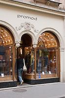 Promod Shop in Stare Miasto Old Town Krakow Poland