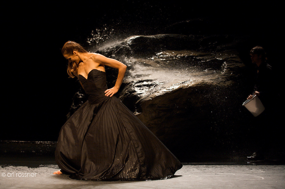 First representation of the company in Paris after Pina Bausch's death&lt;br&gt;<br /> Julie Anne Stanzak