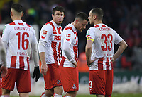 v.l. Pawel Olkowski, Dominique Heintz, Christian Clemens, Matthias Lehmann (Koeln)<br /> Köln<br /> Norway only