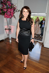 JACQUELINE GOLD Chief Executive of the Gold Group International companies Ann Summers and Knickerbox, at the launch of Politics and The City - a new web site for women fusing politics with gossip, entertainment, news and fashion, held at the ICA, 12 Carlton House Terrace, London on 8th July 2008.<br />