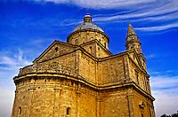 Tempio (Temple) di San Biagio, Montepulciano, Tuscany, Italy