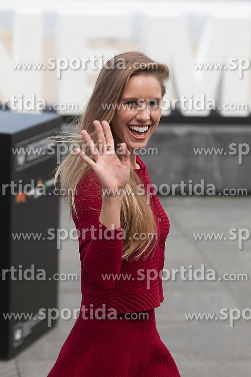 26.09.2015, Madrid, San Sebastian, ESP, San Sebastian International Film Festival, im Bild Spanish actress Manuela Velles poses during `La novia&acute; (The Bride) film presentation // at 63rd Donostia Zinemaldia, San Sebastian International Film Festival in Madrid in San Sebastian, Spain on 2015/09/26. EXPA Pictures &copy; 2015, PhotoCredit: EXPA/ Alterphotos/ Victor Blanco<br /> <br /> *****ATTENTION - OUT of ESP, SUI*****