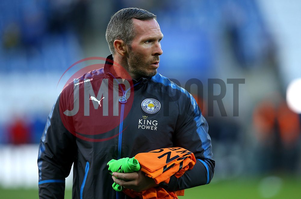 Leicester City Assistant Manager Michael Appleton - Mandatory by-line: Robbie Stephenson/JMP - 29/10/2017 - FOOTBALL - King Power Stadium - Leicester, England - Leicester City v Everton - Premier League