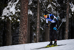March 9, 2019 - –Stersund, Sweden - 190309 Roland Lessing of Estonia competes in the Men's 10 KM sprint during the IBU World Championships Biathlon on March 9, 2019 in Östersund..Photo: Petter Arvidson / BILDBYRÃ…N / kod PA / 92252 (Credit Image: © Petter Arvidson/Bildbyran via ZUMA Press)